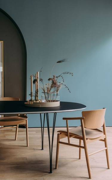 Style : Japandi pinterest or japandi round dining table | Check the Top 10