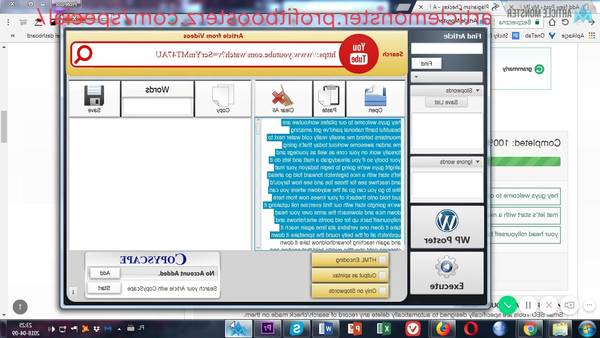 Our test : Articles written by ai / auto article writer software Advice, Review, Test
