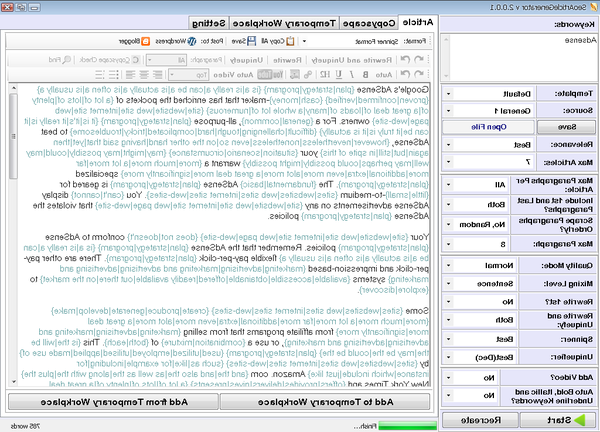 New soft : Ai blog writer for smart article generator Review, Test, Advice